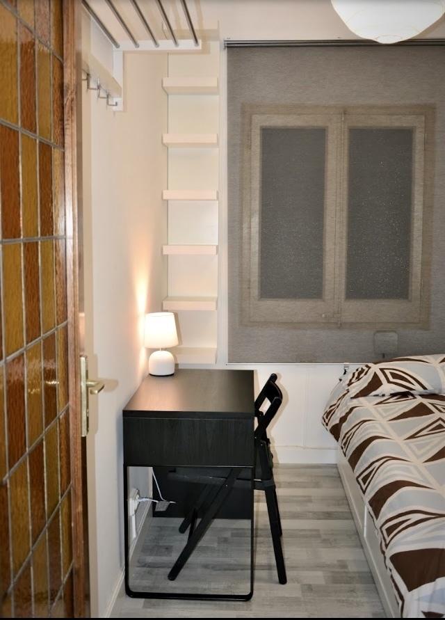 Habitación confortable en Sagrada Família