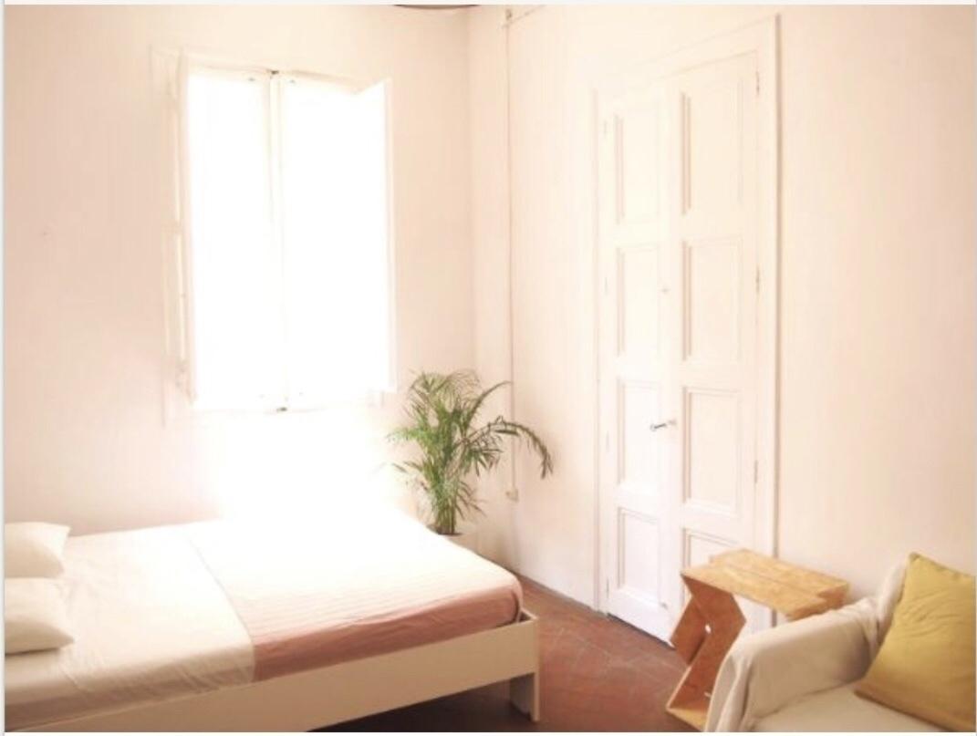 Double Sunny Room in El Born