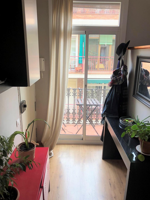 Two rooms in Vila de Gracia