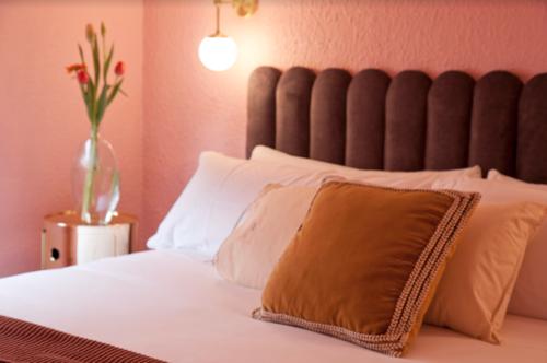 Badi Homes - Estudio Premium en Apartotel (Pink)