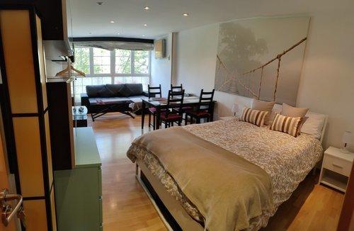 Habitación tipo Estudio muy Grande en Madrid