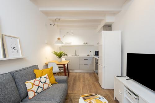 Cozy 1 bedroom apartment in El Poble-sec