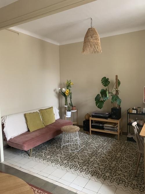 entire flat in Vila de Gracia