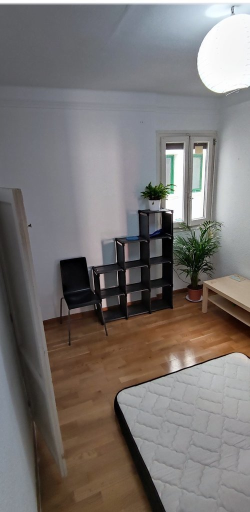 Habitación disponible para 🐶, con balcón
